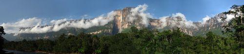 Angel Falls Panoramic