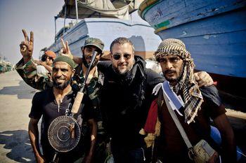 Vice Shane Smith in Libya