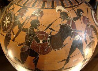 Warriors on an Amorpha