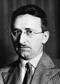 Young Friedrich Hayek