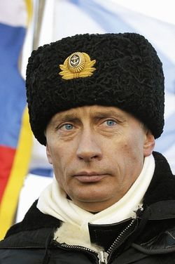 Warrior Putin
