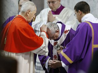 Pope Francis on Ash Wednesday