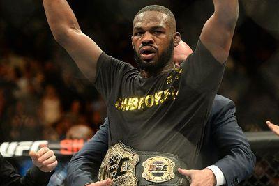 Jon Jones UFC 182