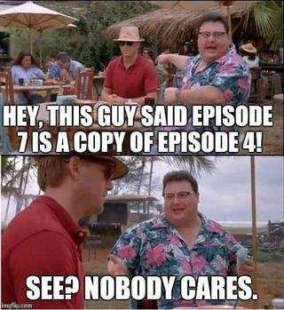 Episode IV Redux