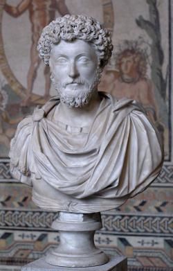 Marcus Aurelius Glyptothek Munchen