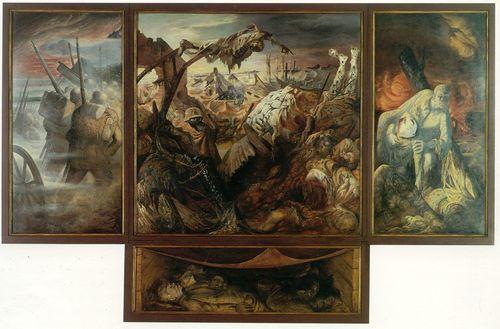Der Krieg Otto Dix