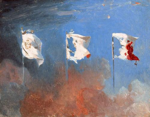 Scène de Juillet 1830