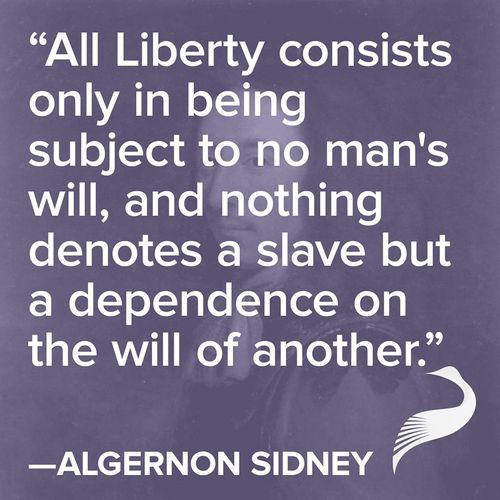 Sidney on Liberty
